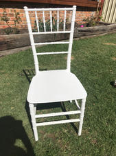 Tiffany Chair - $10