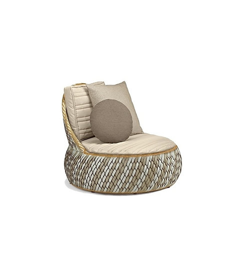 Dala Lounge Chair Dedon