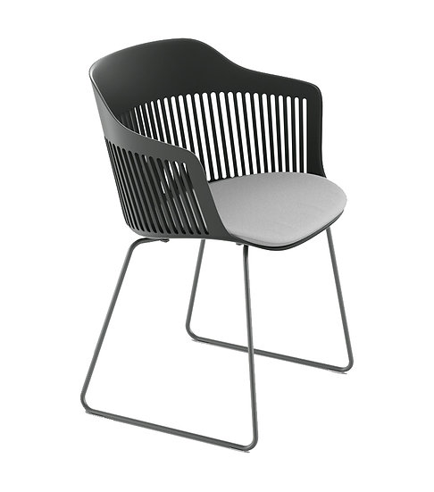 AIIR Dedon Armchair With Slade Base