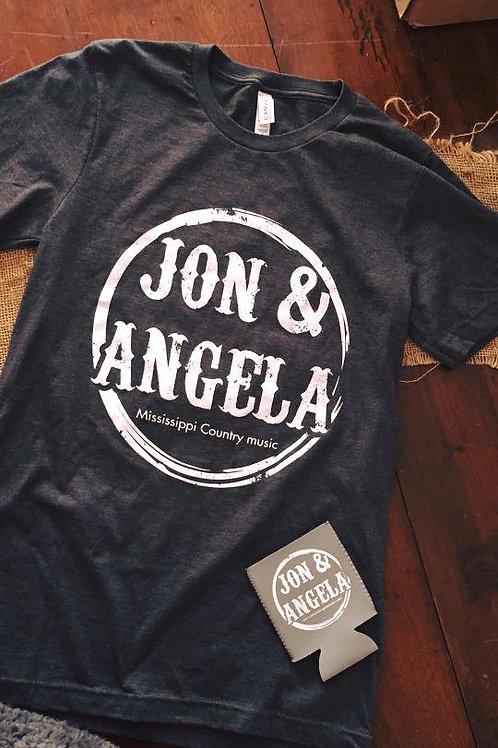 Jon & Angela Tshirt