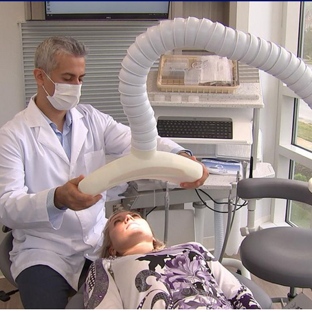 Charlotte dentist becomes first in country to install new tech to fight COVID-19