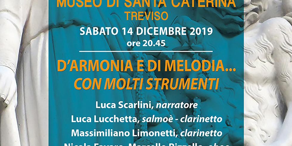 D'ARMONIA E DI MELODIA… CON MOLTI STRUMENTI