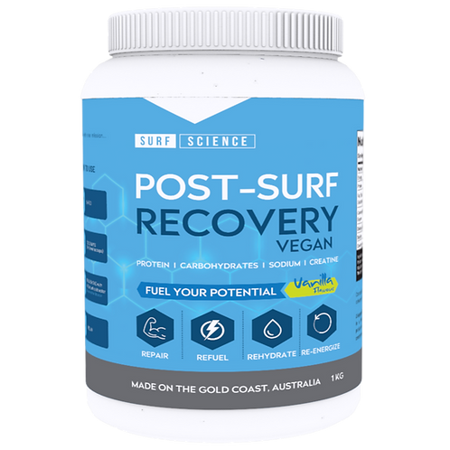 POST-SURF RECOVERY (VEGAN)