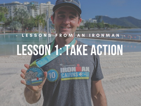 Lesson 1: Take Action