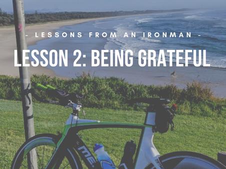 Lesson 2: Be Grateful