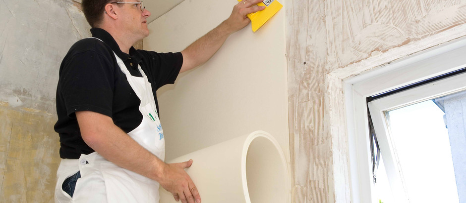 How to fix Sempatap Thermal Solid Wall Insulating Wallpaper