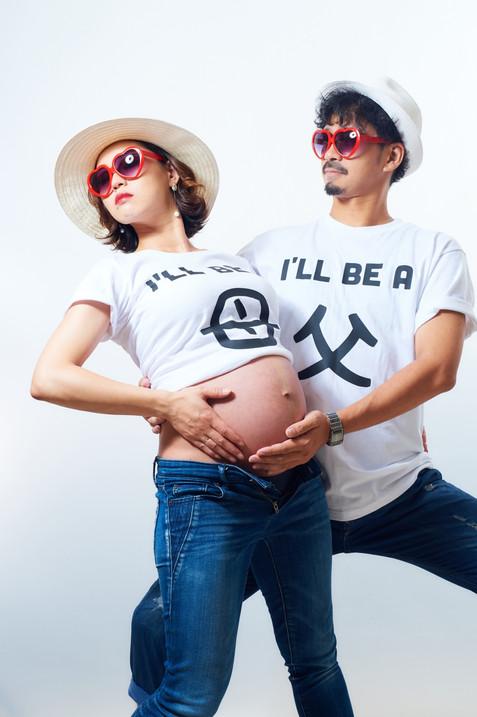 【Family photo】   Maternity photo