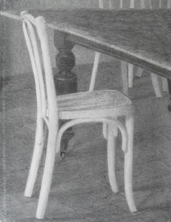 The white chair 2