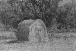 The hay bale - Private collection