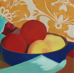 Composition with apples 2