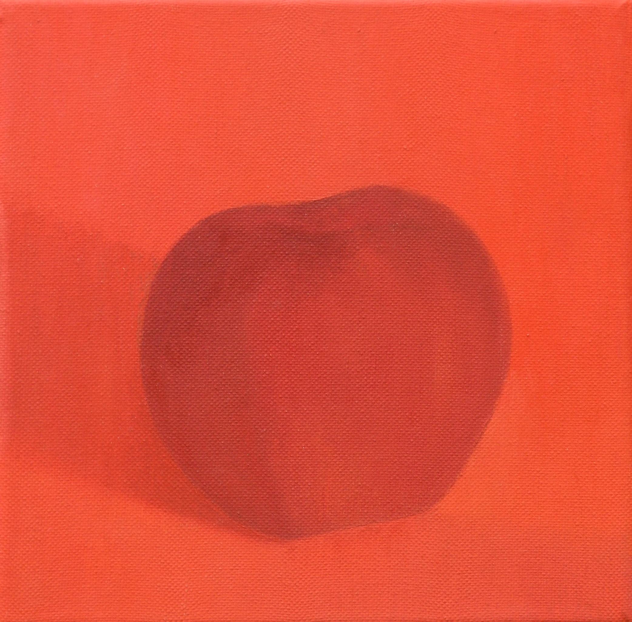 Flat apple 1