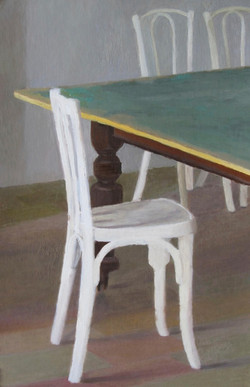 The white chair 3