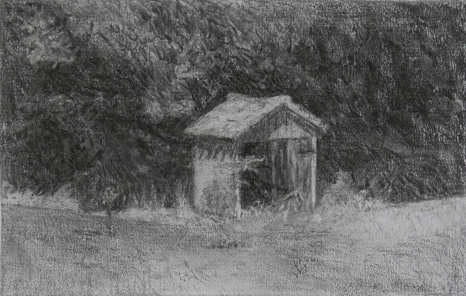 The little hut