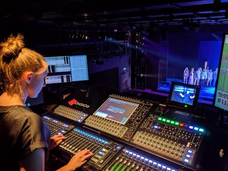 Merrily We Roll Along - Sound Designer