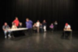 Community Media Crew cast
