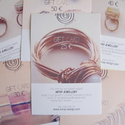 Fare un regalo con le Gift Card Artep Jewellery