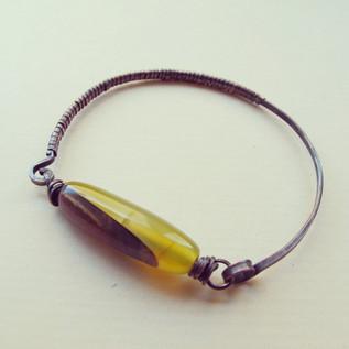 Olivola bracelet: style+functionality