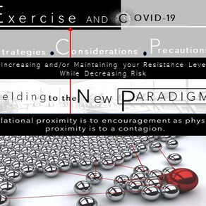 Exercise: Strategies, Considerations, and Precautions during COVID-19