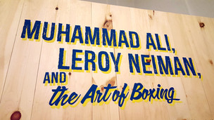 Ali/Neiman Exhibit