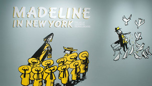 Madeline In New York Exhibit