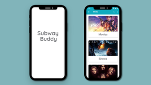 Subway Buddy App