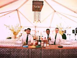 Bartenders: Kent, Aldean and James