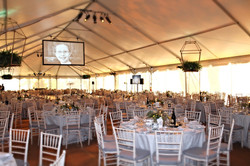 Maison Prive Catered Fundraiser in Bedford New York