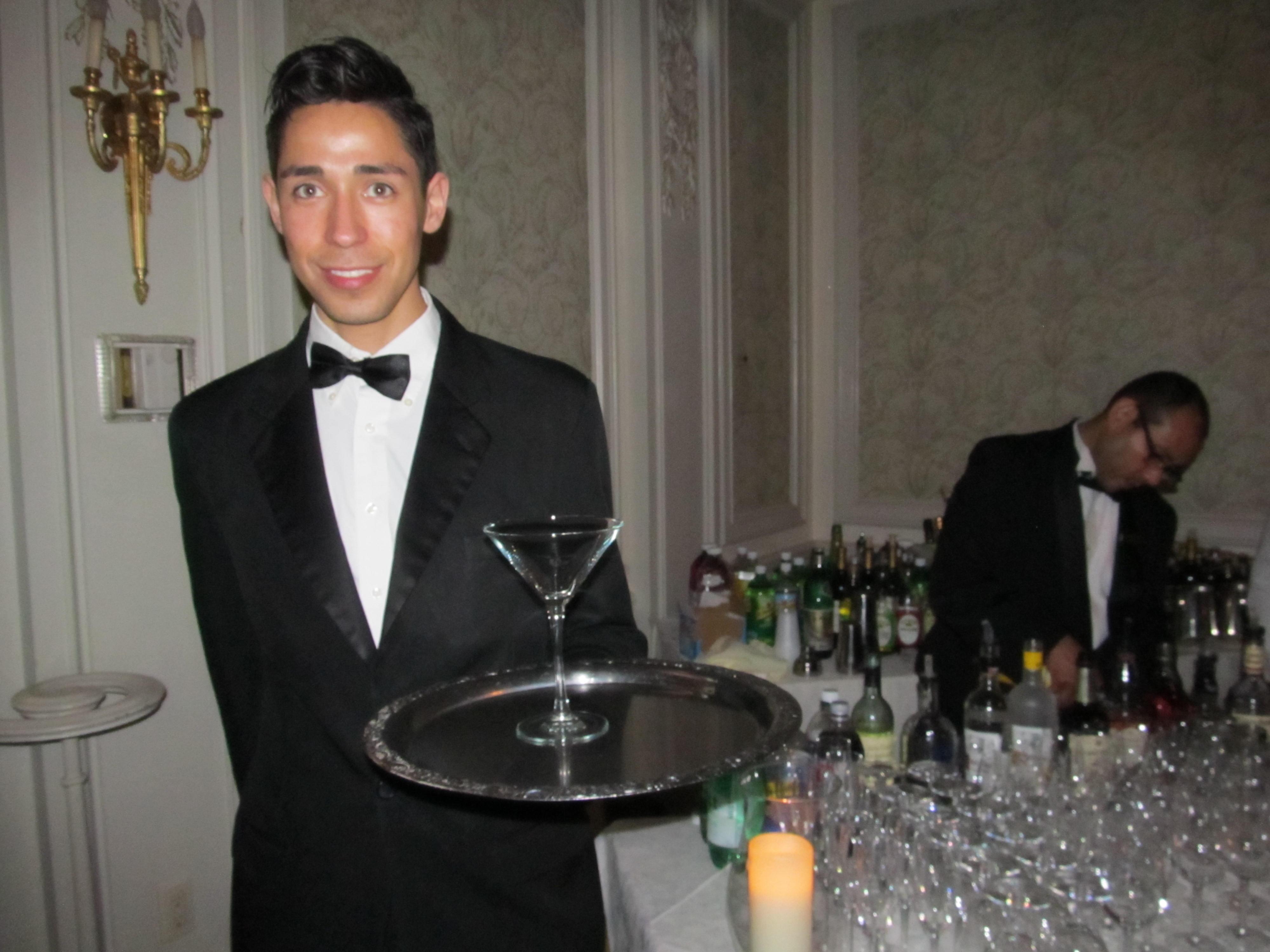 Eduardo Meza at Castle