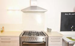 תנור וכיריים רחבים לזוג בשלנים