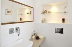 שיפוץ חדר מקלחת הורים