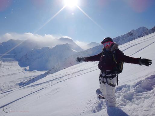 סקי באלסקה