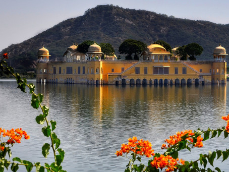 The Magic of Jaipur, India