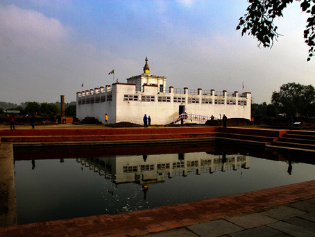The Enlightening Land of Lumbini, Nepal