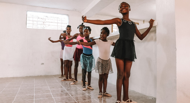 From Madame Ballet: a story of Haitian b