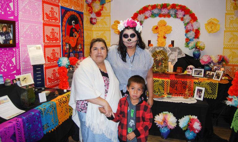 Madera County Arts Council, Dia de los Muertos Community Ofrenda.
