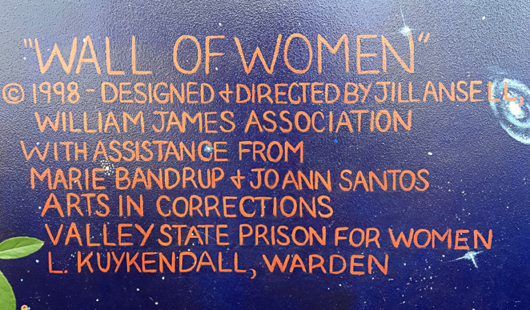 Valley State Women's Prison Mural