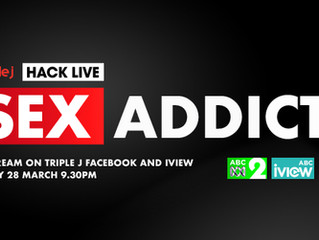 ABC The Hack tackles 'Sex Addiction'