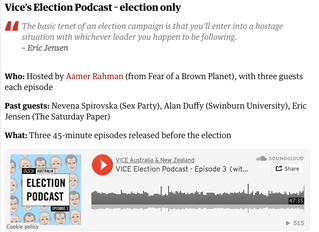Election 2016 and beyond: the best Australian podcasts for political nerds