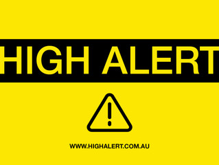 High Alert Campaign Launch