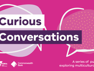 Facilitating the Victorian Multicultural Commission's 'Curious Conversation' event