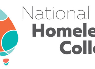New National Homeless Collective Website