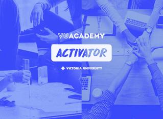Activator 2018 - Launching student innovation and entrepreneurship forgood