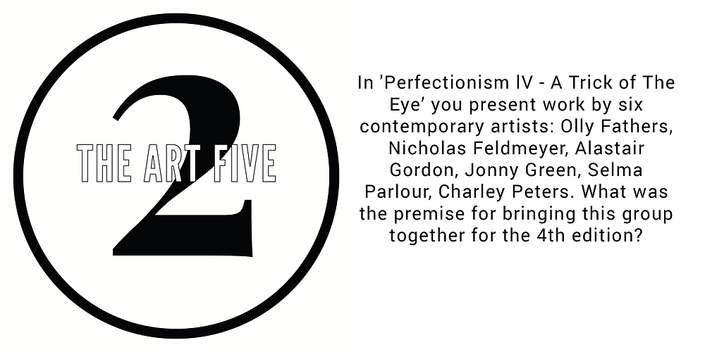 The Art Five artist interview question 2