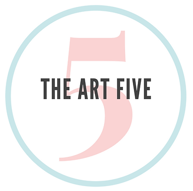 The Art Five Logo Colour v 1.png