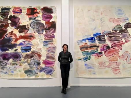 THE ART FIVE, Issue 11, with Artist, Barbara Nicholls