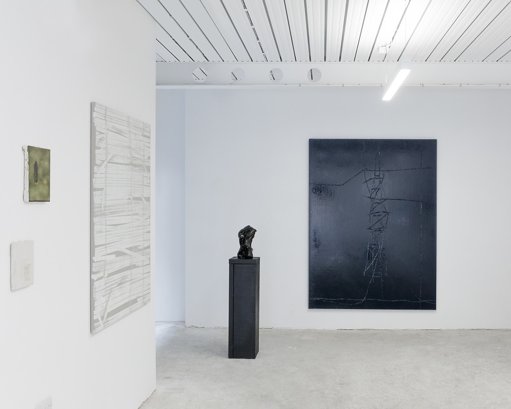 Installation view, 'Oceans of Milk', courtesy Apsara Studio