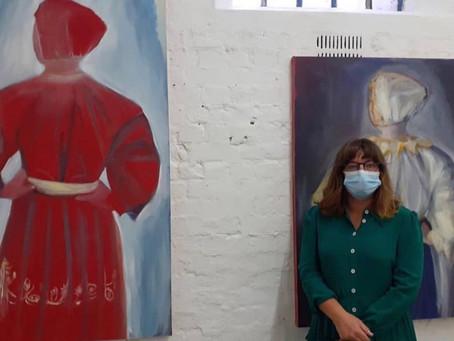 The Art Five, Issue 12, with Artist, Caroline Streatfield