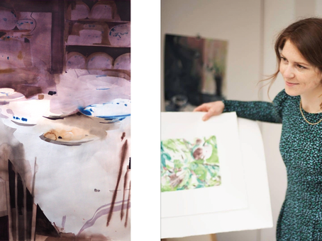 The Art Five, Issue 16 with Artist Eleanor May Watson
