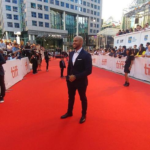 #Actorslife! World #premiere of #Kings at Toronto Intl. Film Festival 2017 #lewistpowell #