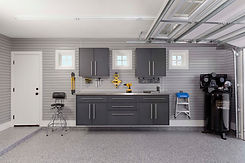 Granite Workbench-Stainless Steel Counte